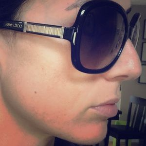Jimmy Choo sunglasses *AUTHENTIC MADE IN ITALY*
